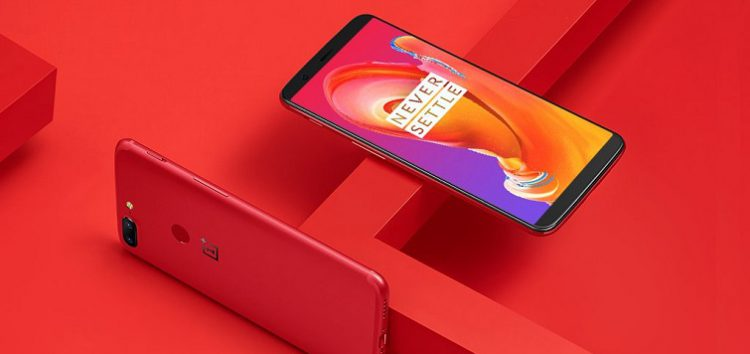 [Update: Delay officially acknowledged] OnePlus 5/5T Android 10 (OxygenOS 10) bug-fixing update may be around the corner