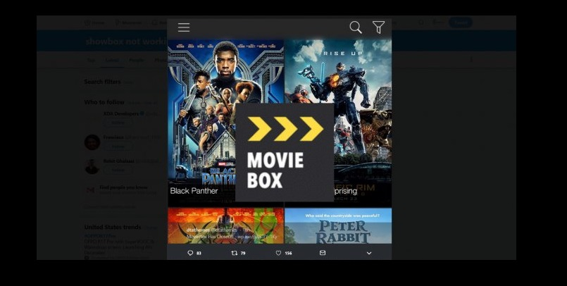 R.I.P MovieBox – the app has been shut down