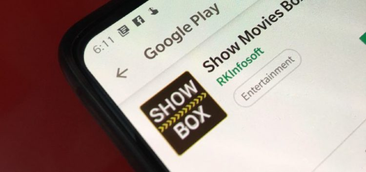 Showbox is officially back, developers explain what happened