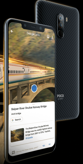 Updated] Poco F1 Android Pie: Xiaomi aware of missing notch