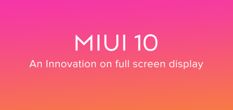Poco F1 users report borked APN config with MIUI 10.2