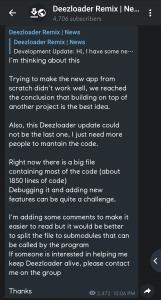 deezloader_remix_ask_for_contributors
