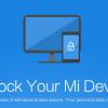 [Update: Note from dev] MiUnlockTool unlocks Xiaomi phones