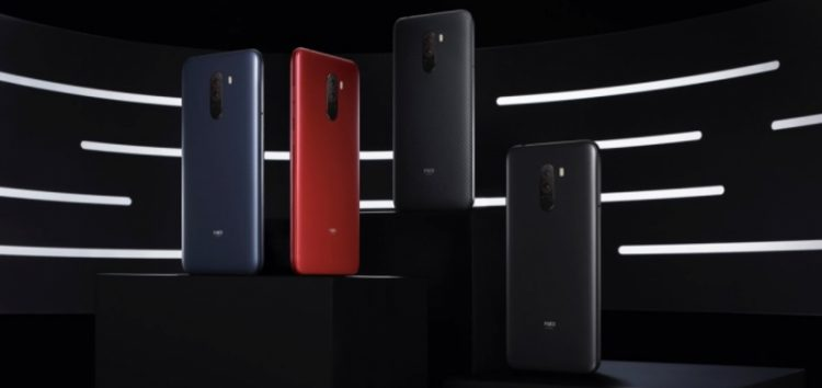 [Update: Late June] Poco F1 May update might be skipped due to Qualcomm SoC vulnerability