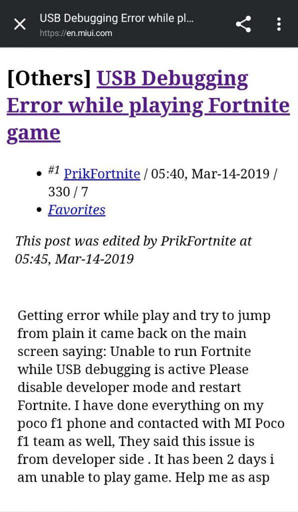 poco_f1_usb_debugging_fortnite