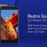 Xiaomi Redmi Go India release / launch date near as firmware goes live
