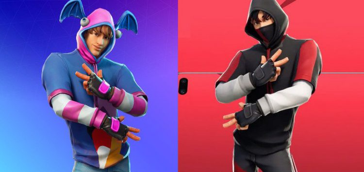 updated galaxy s10 fortnite ikonik skin bundle saga of greed mishaps - airpods fortnite skin