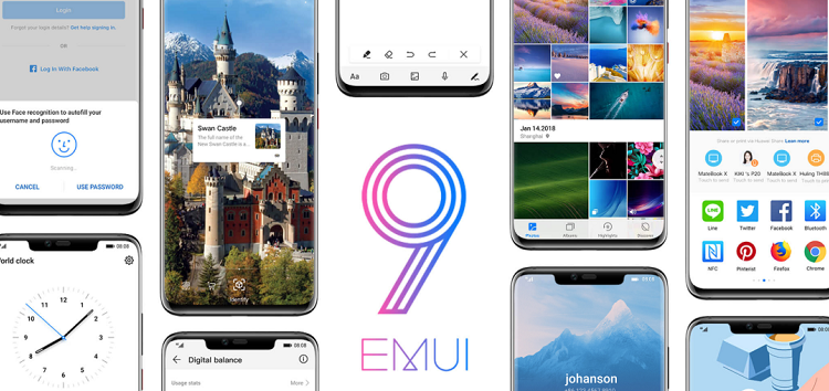 [Delayed for P20 Lite] Huawei Y9 (2019) & Huawei P20 Lite Android 9.0 Pie update (EMUI 9): Here's when it will roll out