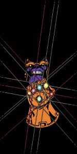 galaxy-s10-cutout-Thanos-and-the-Infinity-Gauntlet-wallpaper