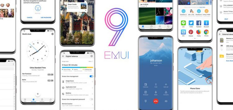 [Updated] Huawei Mate 10, P20 series & Honor 10/V10 EMUI 9.1 (Android Pie) update goes live, EROFS & GPU Turbo 3.0 included