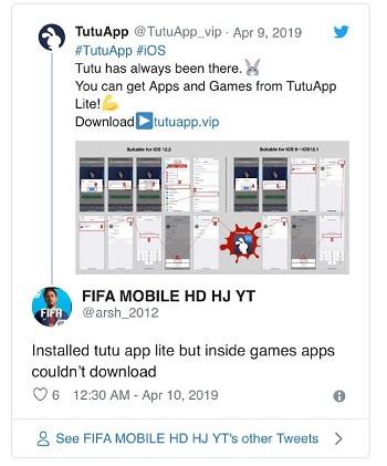 TutuApp Lite fix in works] TutuApp offers 'TutuApp Lite' workaround