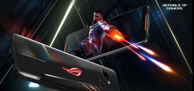 ASUS ROG Phone screen cracked form inside for many, RMA denied in most cases