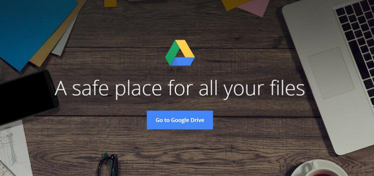 Google Drive stuck on uploading? Here's workaround for