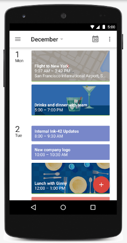 Google-calendar-on-phone