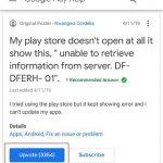 [June 01: Server error] Here's how to fix Google Play Store