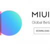 Xiaomi MIUI 10 Global beta 9.5.9 update up for grabs