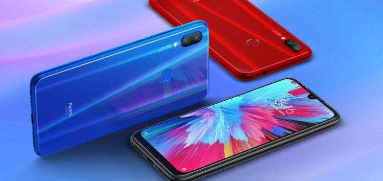 Stable MIUI 11 update hits Redmi Note 7 in Europe & Pocophone F1 in Russia