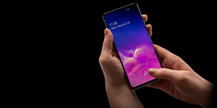 Banks are blacklisting Galaxy S10 due to the fingerprint fiasco