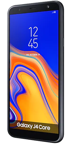 Samsung Galaxy J4 Core One UI (Android Pie Go) update starts