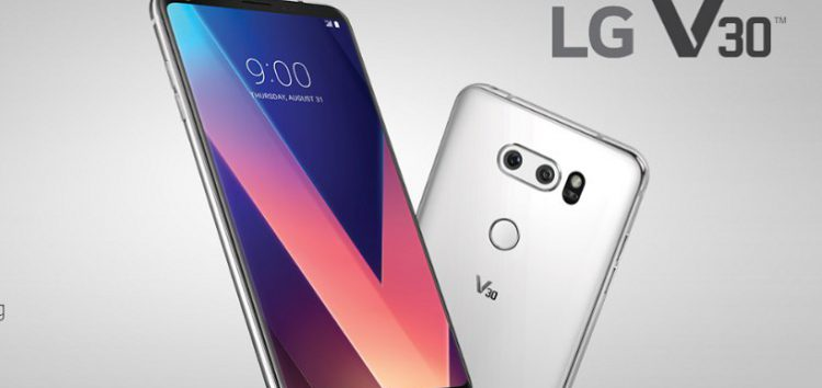 [Updated] LG V30 and V30+ get new builds, but no Android Pie 9.0 update yet