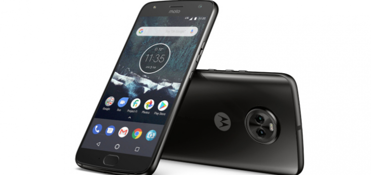 Motorola Moto X4 September security update announced