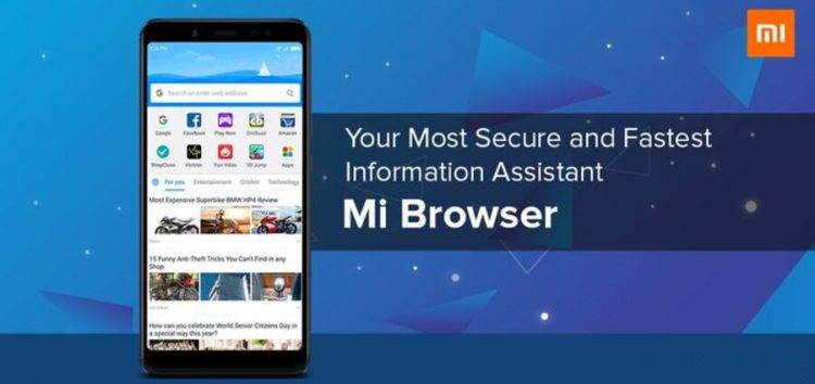 You may see less MIUI ads in Xiaomi's upcoming Mi browser update