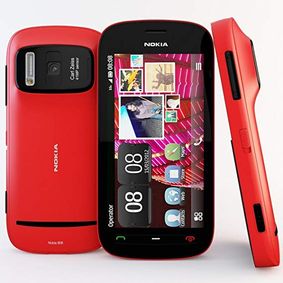 nokia_808_pureview_red_front_back_side