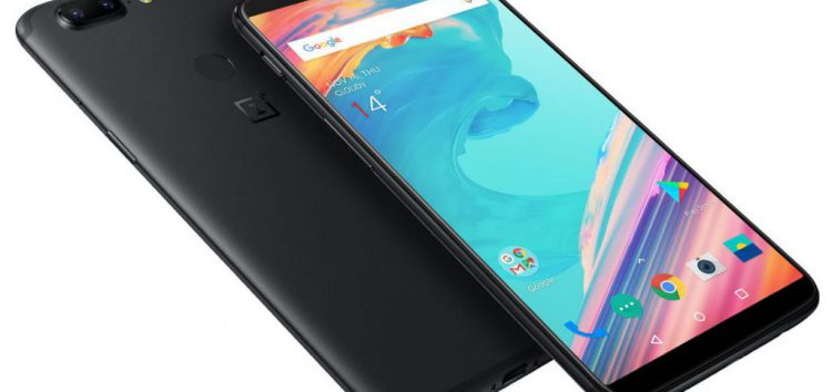 Carrier/network name change can cause issues with OnePlus 5T