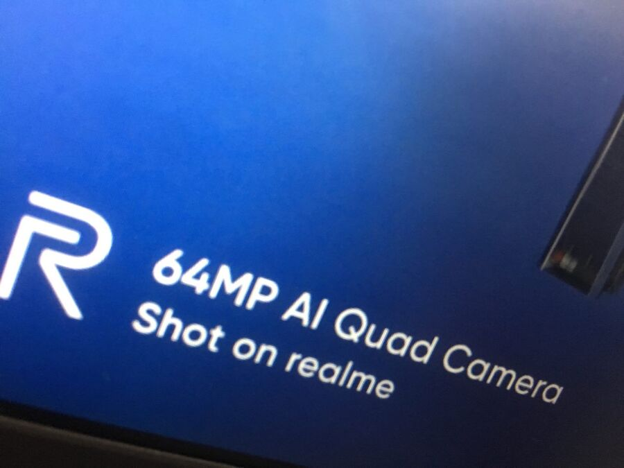 [Release date] Realme to bring world's first 64 MP smartphone camera in India soon, CEO confirms