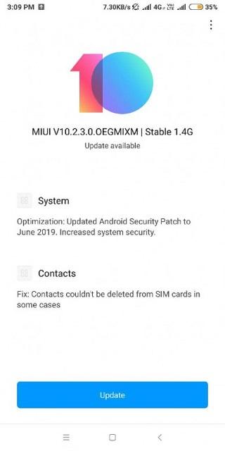 Redmi-Note5-June-update