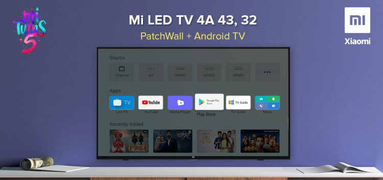 Mi TV Android update: Xiaomi internally beta testing for Mi TV 4A