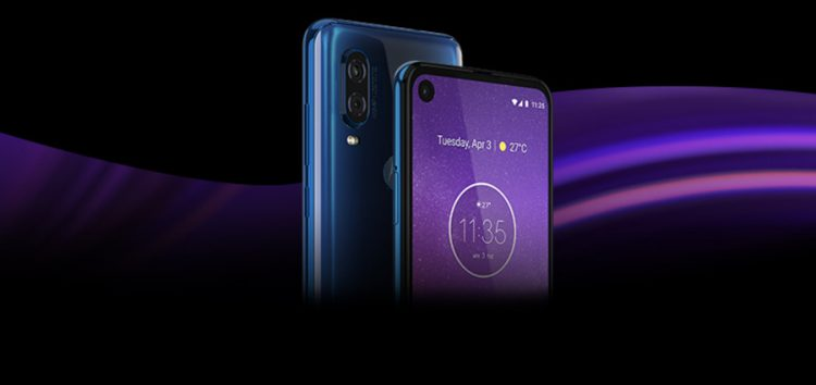 Motorola One Vision November security update rolling out (Download link inside)