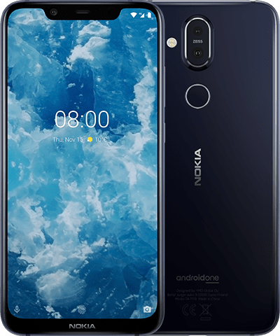 nokia_8.1_blue_front_back