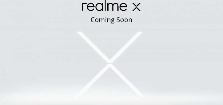 Realme X India launch officially confirmed by the company