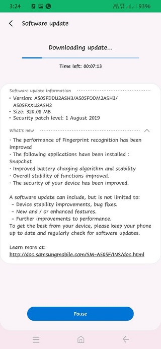 GalaxyA50-August-security-update-2