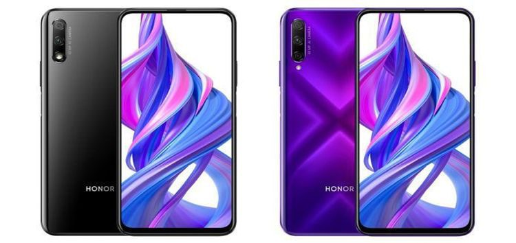 New Honor 9X update adds ARK compiler support & optimizes camera