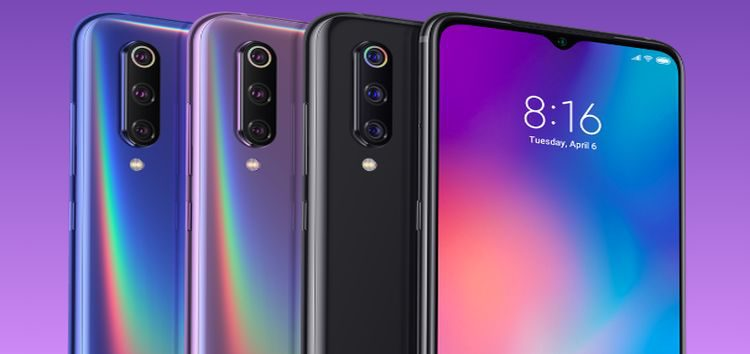 Xiaomi Mi 9 MIUI 10.2.30.0 with August security patch rolls out in Europe
