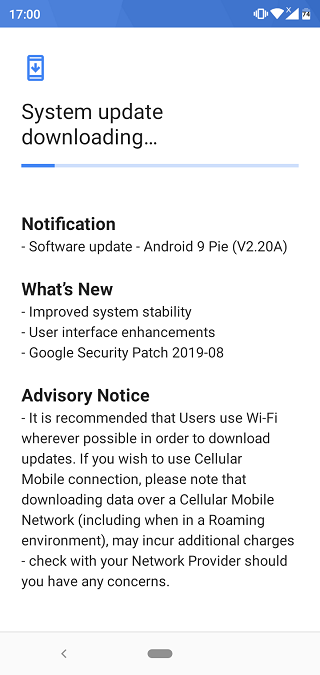 Nokia 5 1 Plus & Nokia 2 2 August security update goes live