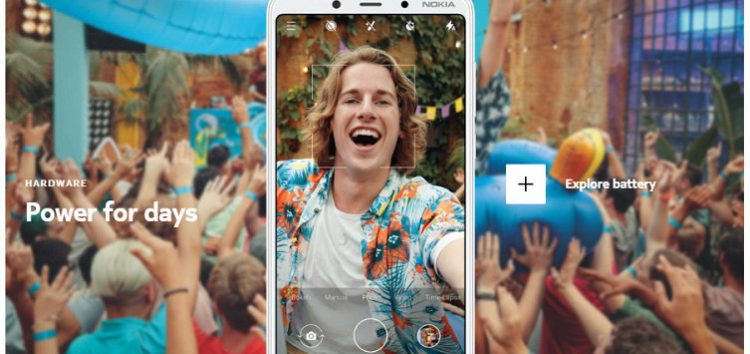 Nokia 3.1 & 3.1 Plus August security updates are now hitting units
