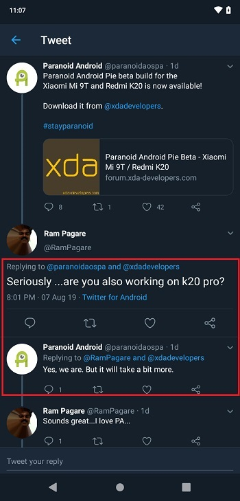 Paranoid-Android-for-Redmi-K20-Pro