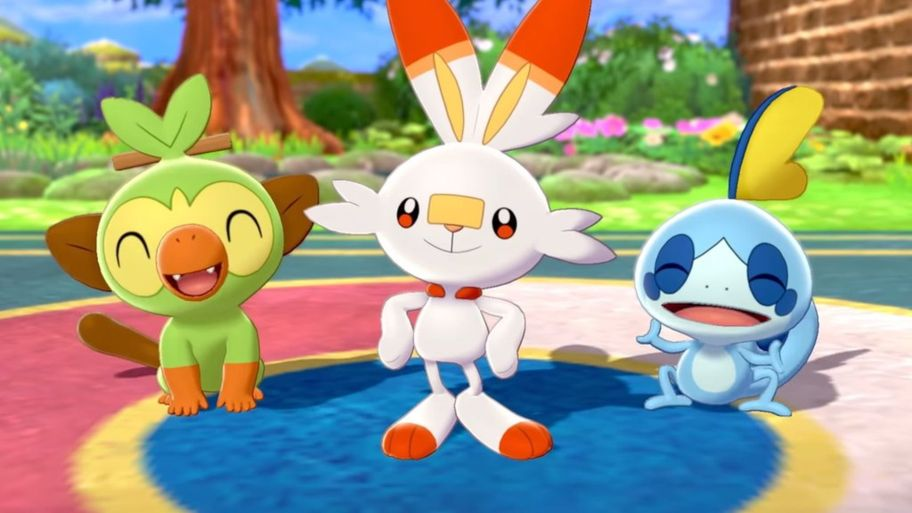 Pokemon Sword and Shield : All Berry Trees Locations, Yield & encounters