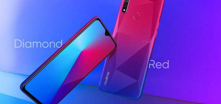 New Realme 3i update with September security patch goes live