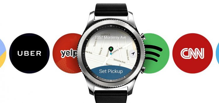 T-Mobile Samsung Gear S3 One UI (Android Pie) update arrives