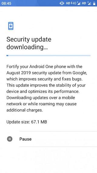 Xiaomi-Mi-A1-August-update
