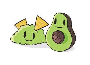 avocado_guacamole_cartoon