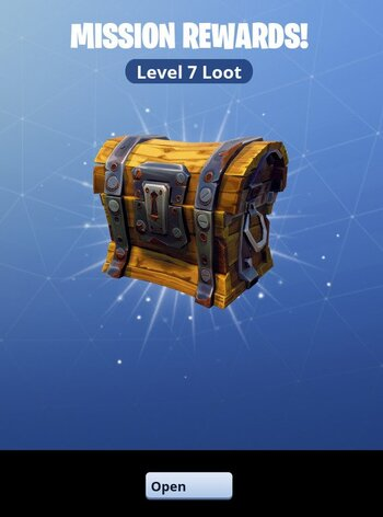 Fortnite Lootbox