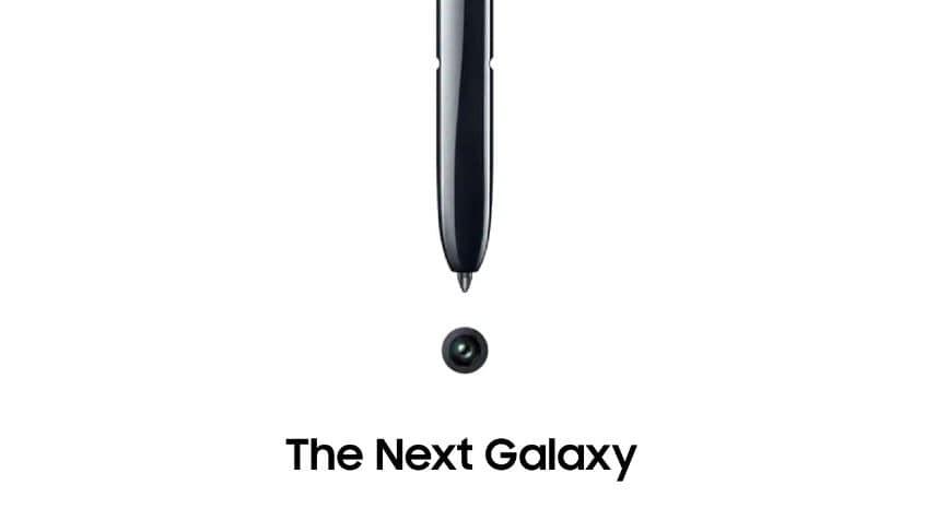 Samsung Galaxy Note 10 might get a 90Hz display