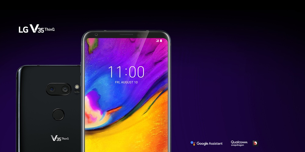 LG V50S ThinQ & LG V35 ThinQ Android 10 update (LG UX 9.0) to arrive in Q2 2020, new roadmap goes live