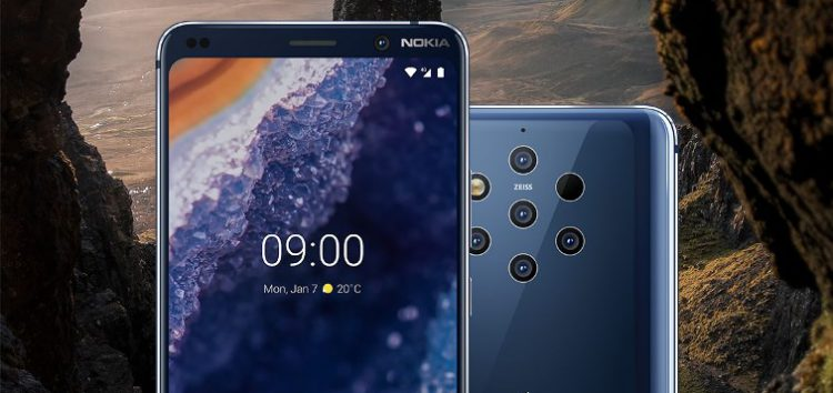 Nokia 6.1 Plus & Nokia 9 August security update rolls out
