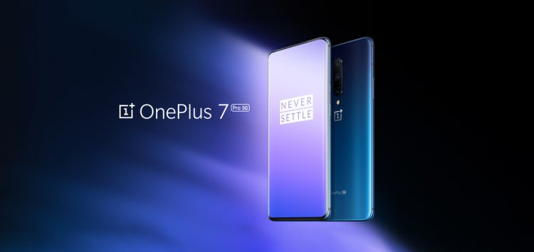 New OnePlus 7 Pro 5G brings network fixes, no August security patch yet (Download links inside)